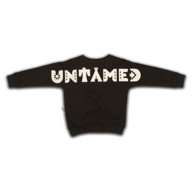 cos i said so - UNTAMED sweater