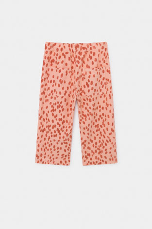 Animal Print Baggy Trouser